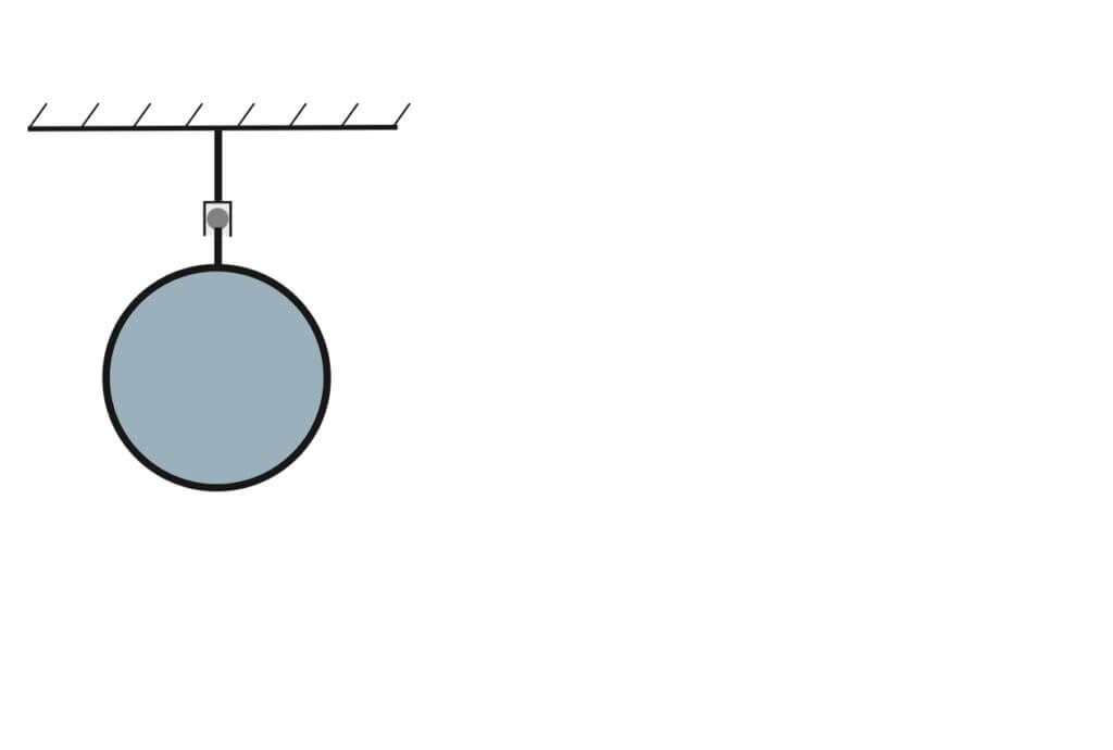Montage van een ronde Airsock via profiel