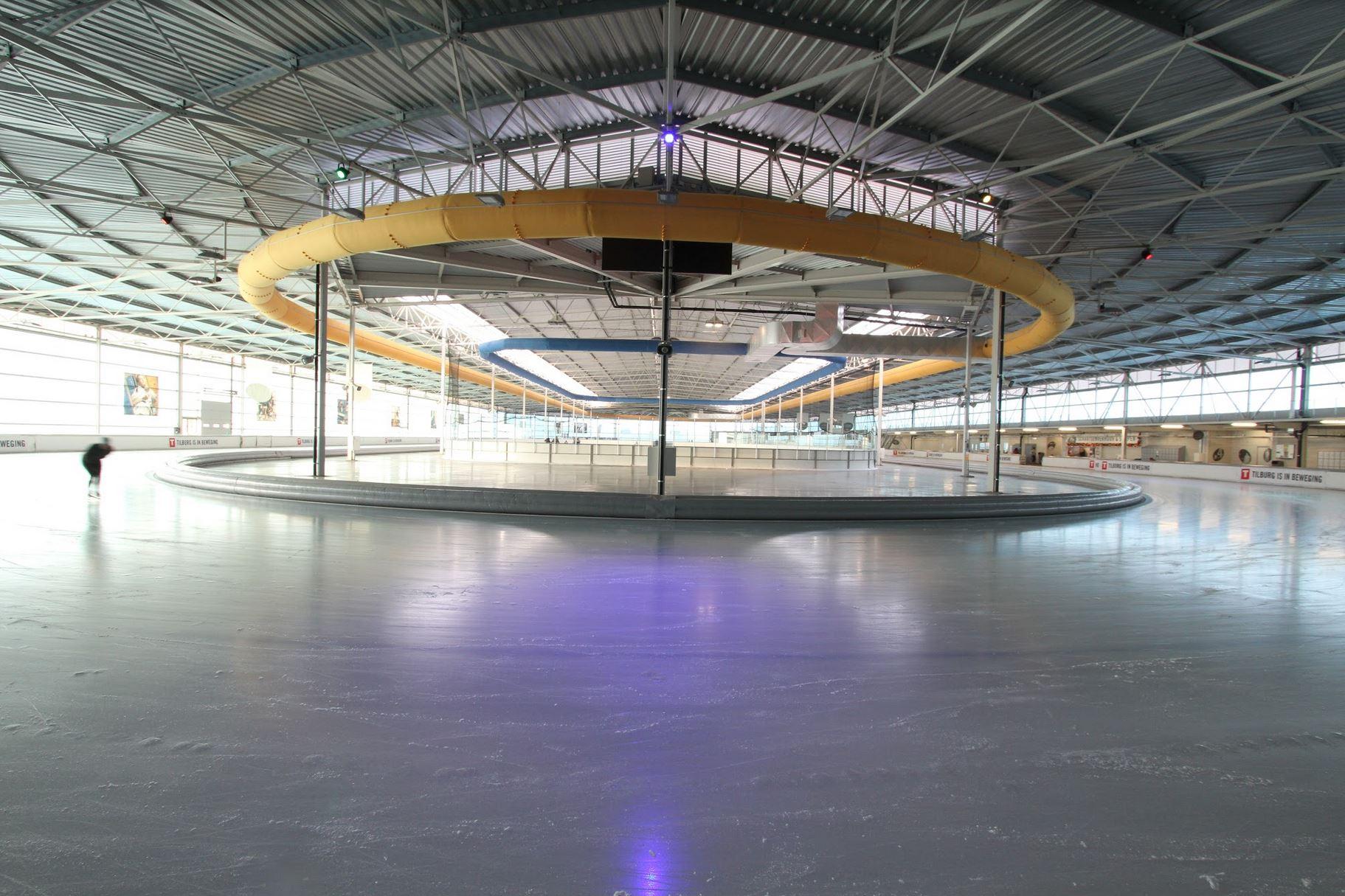sport project ijsstadion ireen wust