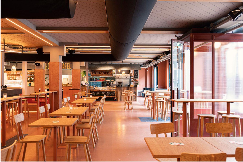 airsocks project foodhallen den haag
