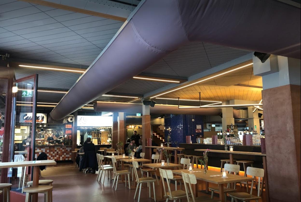 project foodhallen den haag
