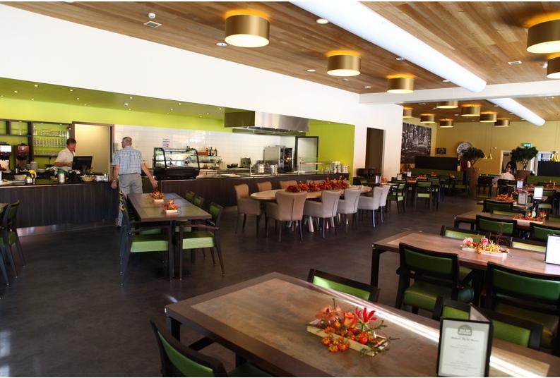 mozaiek restaurant airsocks gezondheidszorg